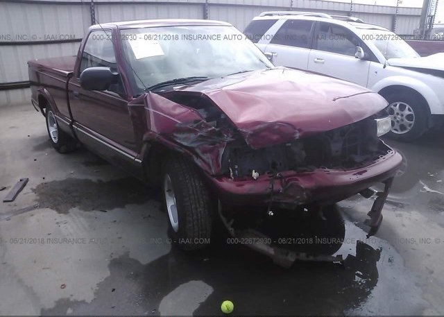 Inventory #816774566 1998 Chevrolet S TRUCK