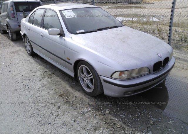 Inventory #227342215 2000 BMW 528