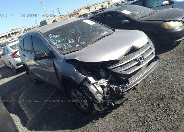Inventory #136653448 2014 Honda CR-V