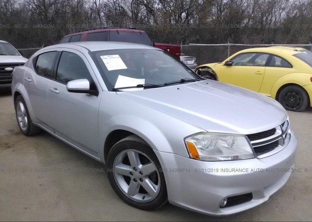Inventory #213251493 2011 Dodge AVENGER