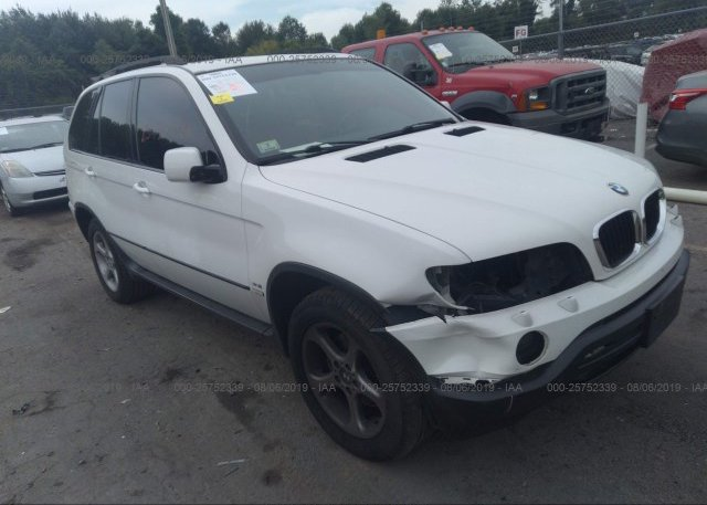 Inventory #905236636 2001 BMW X5
