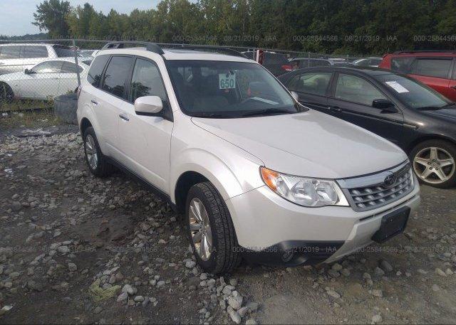 Inventory #227606462 2011 Subaru FORESTER