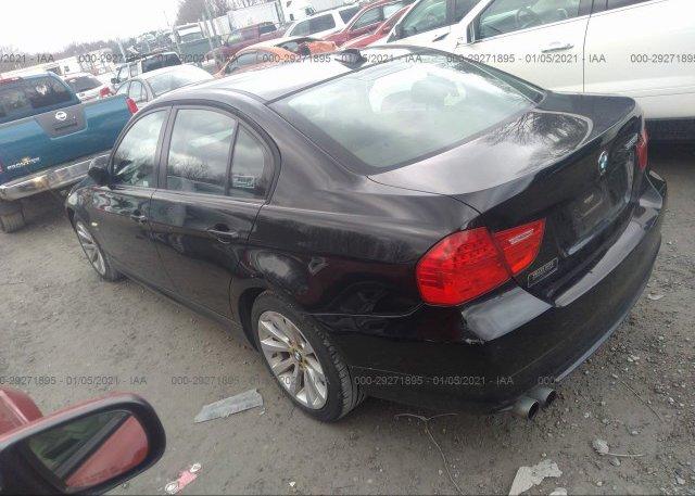 купить 2011 BMW 3 SERIES WBAPK5C56BF121514