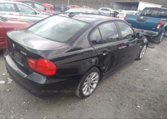 цена в сша 2011 BMW 3 SERIES WBAPK5C56BF121514