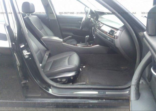 пригнать из сша 2011 BMW 3 SERIES WBAPK5C56BF121514