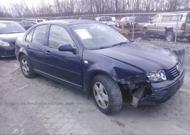 Inventory #442600363 2002 Volkswagen JETTA