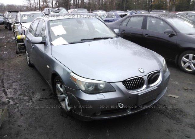 Inventory #605224308 2007 BMW 530