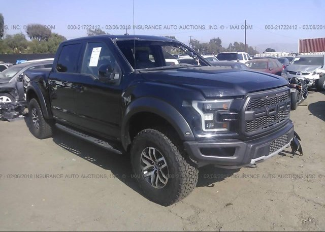 Inventory #546175840 2017 FORD F150