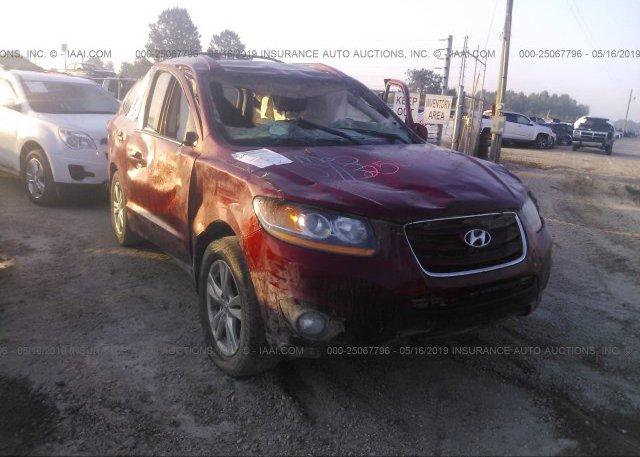Inventory #493457166 2011 Hyundai SANTA FE