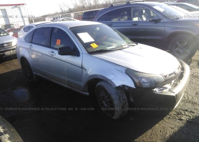 Inventory #719764845 2011 FORD FOCUS