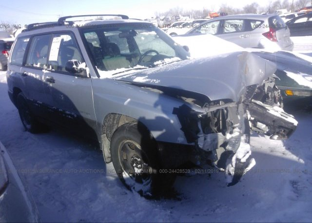 Inventory #190370144 2002 Subaru FORESTER