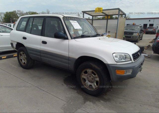 Inventory #319642892 1998 Toyota RAV4