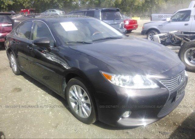 Inventory #614162634 2013 Lexus ES