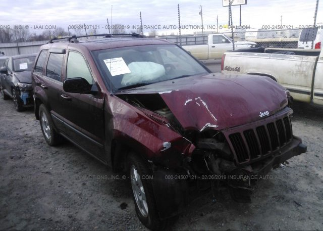 Inventory #993872664 2009 JEEP GRAND CHEROKEE