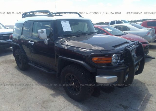 Inventory #701335240 2010 Toyota FJ CRUISER