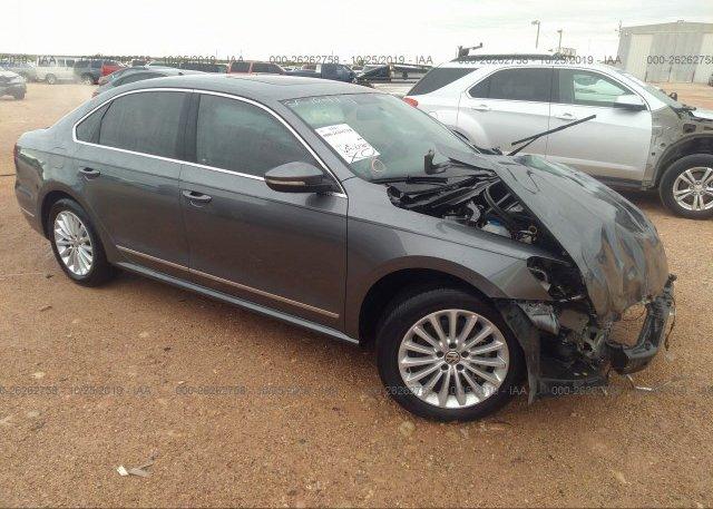 Inventory #401769266 2016 Volkswagen PASSAT