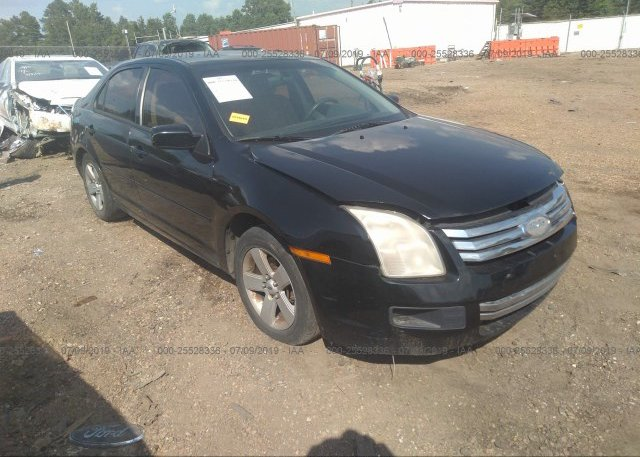 Inventory #721729282 2006 FORD FUSION