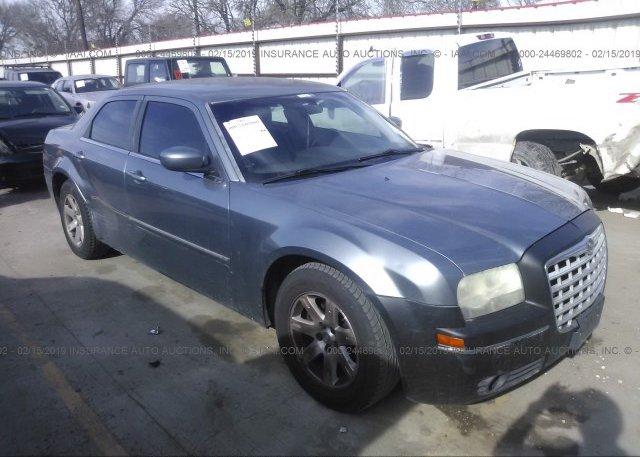 Inventory #722372449 2007 Chrysler 300