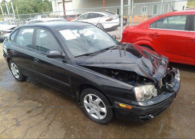 Inventory #863249159 2006 Hyundai ELANTRA