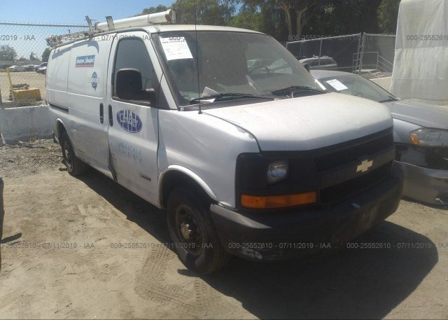 Inventory #563752339 2003 Chevrolet EXPRESS G2500