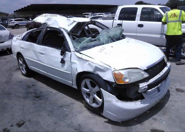 Inventory #429563331 2002 Honda CIVIC