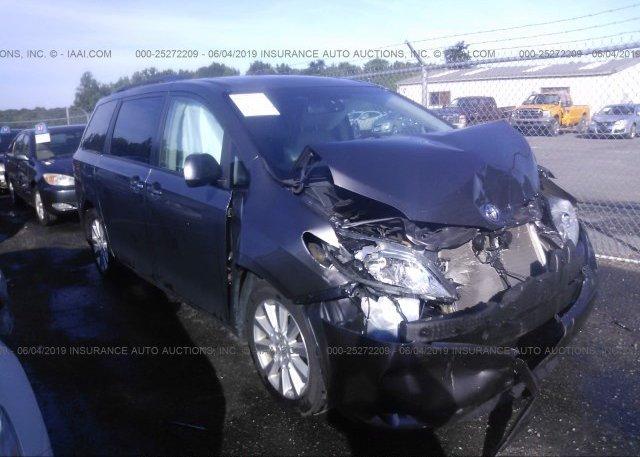Inventory #337419028 2012 Toyota SIENNA