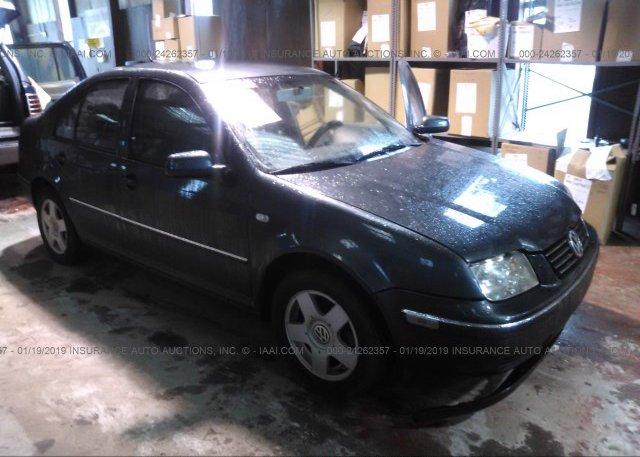 Inventory #268468699 2004 Volkswagen JETTA