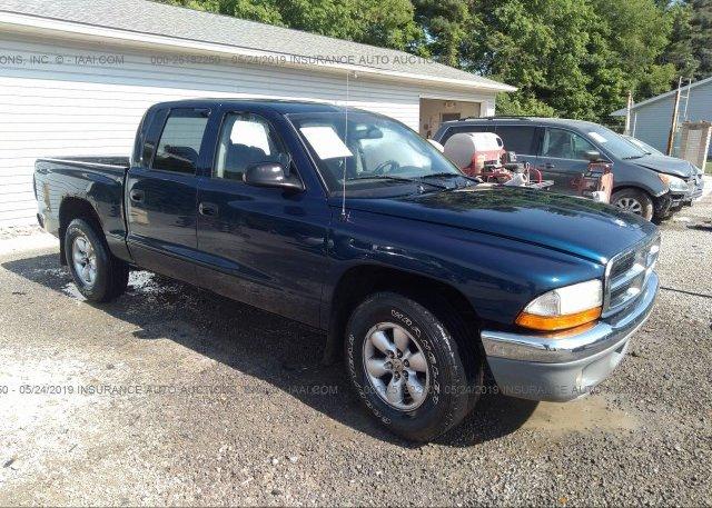 Inventory #308217668 2003 Dodge DAKOTA