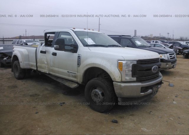 Inventory #522595073 2017 FORD F350