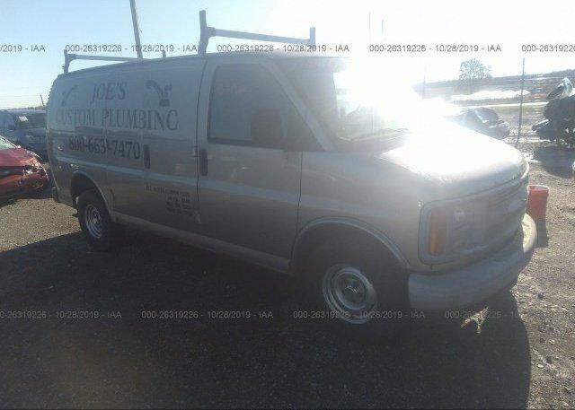 Inventory #458841213 2001 Chevrolet EXPRESS G1500