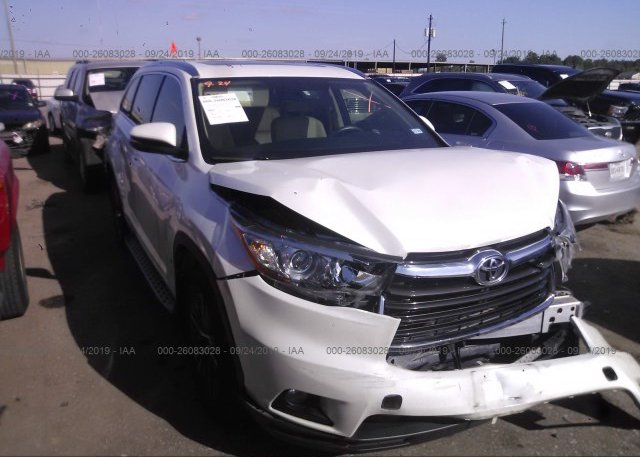 Inventory #342190177 2016 Toyota HIGHLANDER