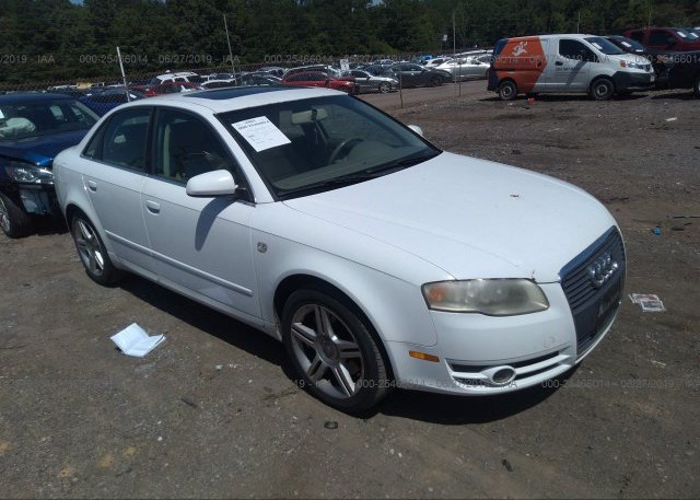 Inventory #627932741 2007 AUDI A4