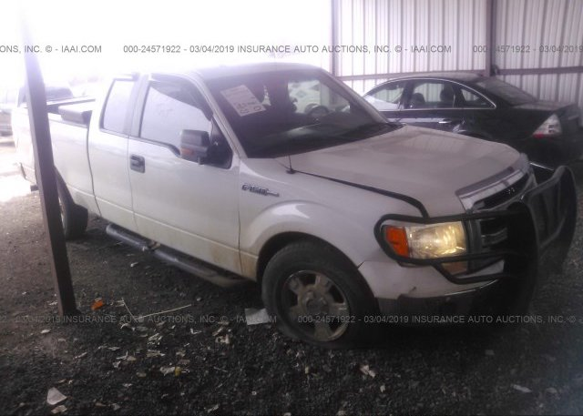 Inventory #423320967 2013 FORD F150