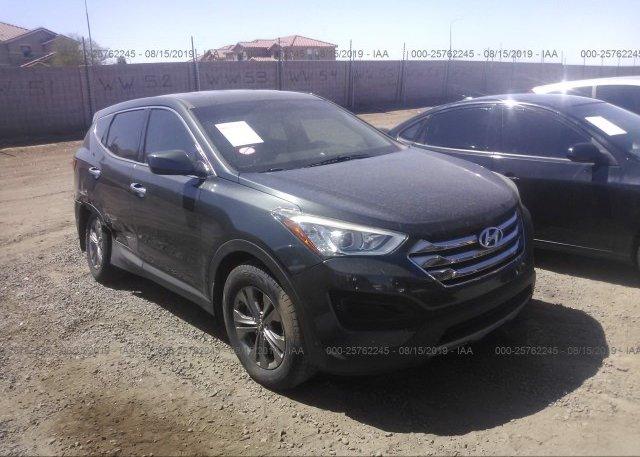 Inventory #642423660 2013 Hyundai SANTA FE SPORT