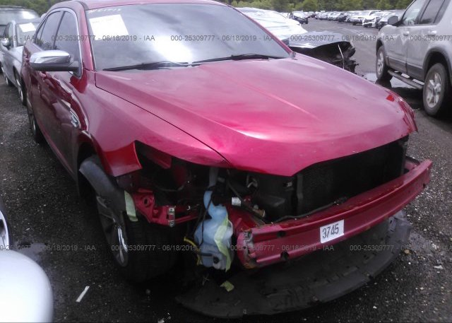 Inventory #230010721 2010 FORD TAURUS