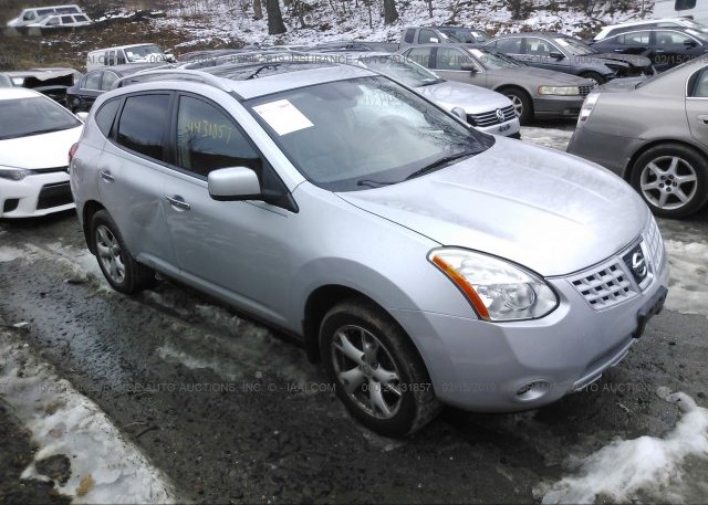 Inventory #550655085 2010 Nissan ROGUE