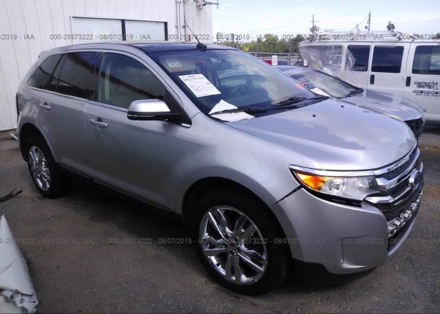 Inventory #880663464 2014 FORD EDGE