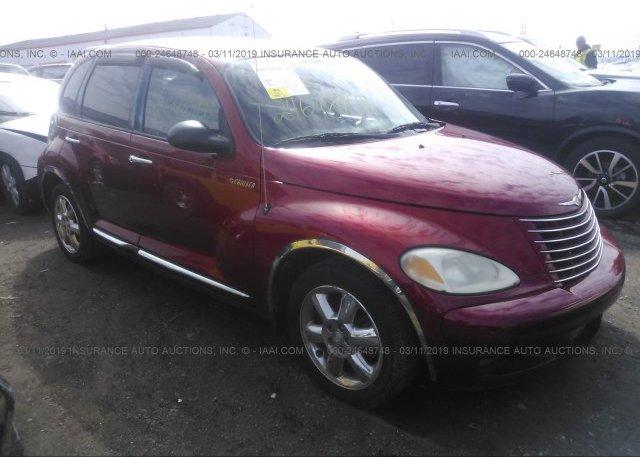 Inventory #162594880 2004 Chrysler PT CRUISER