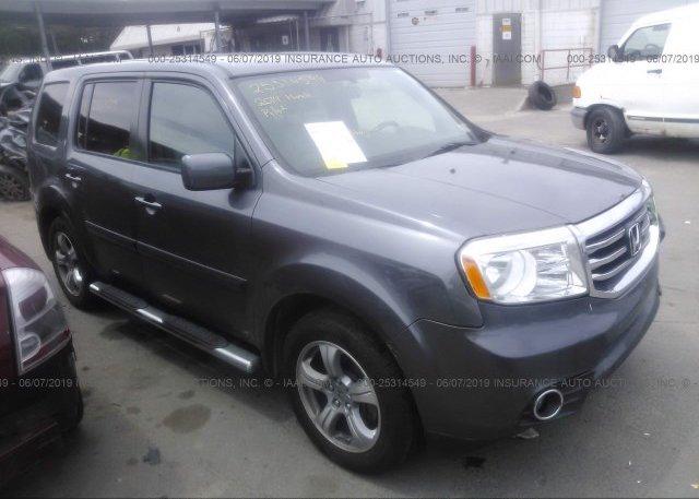 Inventory #936982294 2014 Honda PILOT