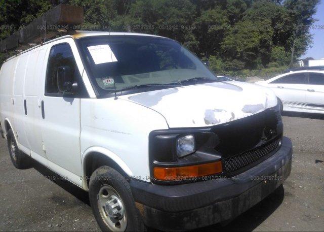 Inventory #836154968 2007 Chevrolet EXPRESS G2500