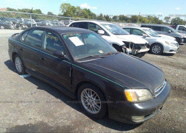 Inventory #567581636 2001 Subaru LEGACY