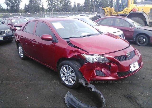 Inventory #245225488 2009 Toyota COROLLA
