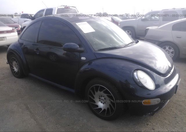 Inventory #589118619 2003 Volkswagen NEW BEETLE