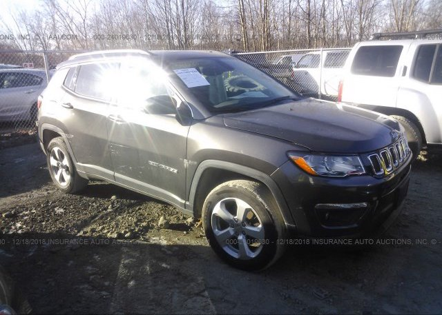 Inventory #613389569 2017 JEEP COMPASS