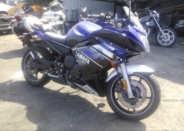 Inventory #229191744 2013 Yamaha FZ6