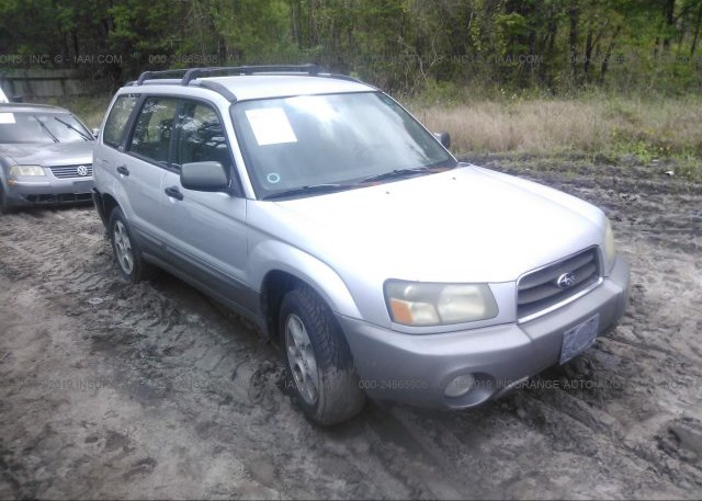 Inventory #748591945 2003 Subaru FORESTER
