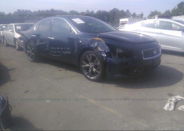 Inventory #515240806 2014 Nissan MAXIMA