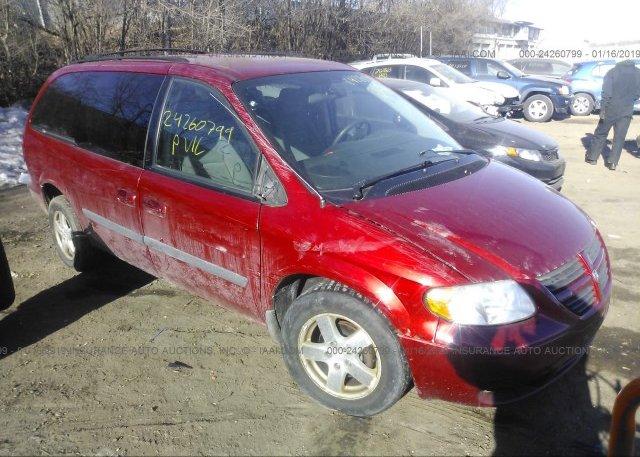 Inventory #671370221 2007 Dodge GRAND CARAVAN