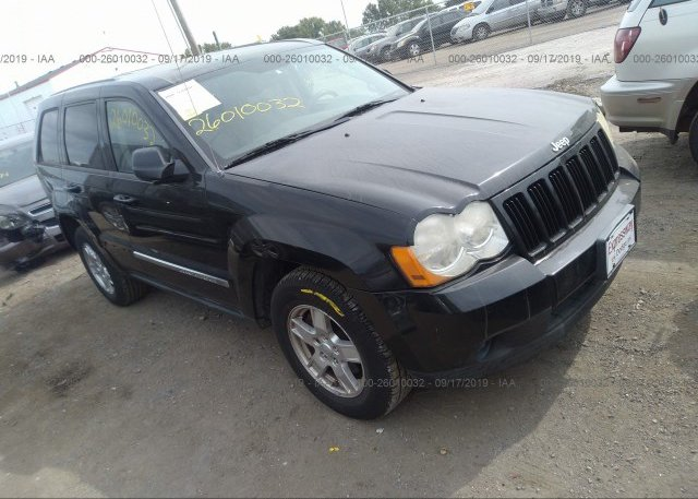 Inventory #771462083 2008 JEEP GRAND CHEROKEE