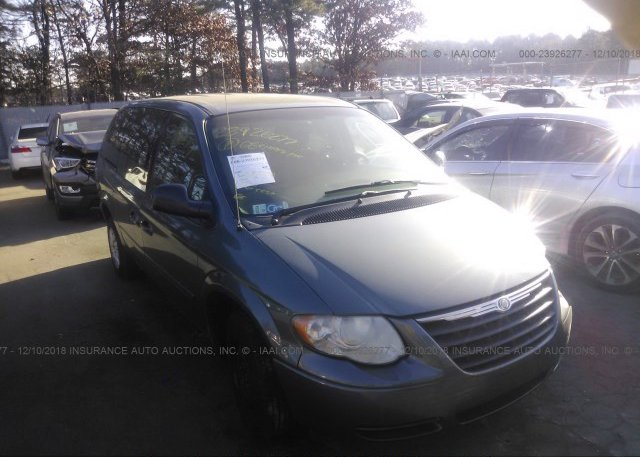 Inventory #193272152 2006 Chrysler TOWN & COUNTRY